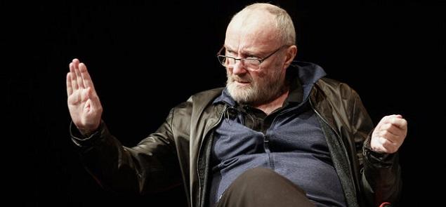 Sucias acusaciones contra Phil Collins