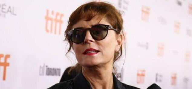 Susan Sarandon ataca a la Academia: ''Para ganar un Oscar necesitas mucho dinero''