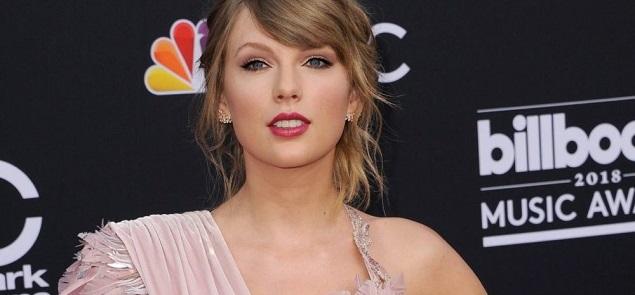Taylor Swift anunció el lanzamiento de su nuevo álbum