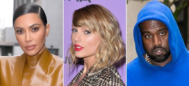 Taylor Swift le ganó a Kanye West