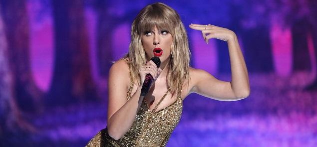 Taylor Swift reina de la música: es la artista que más vendió en 2019