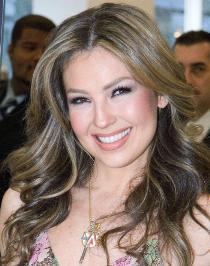 Thalía a `Ugly Betty´.