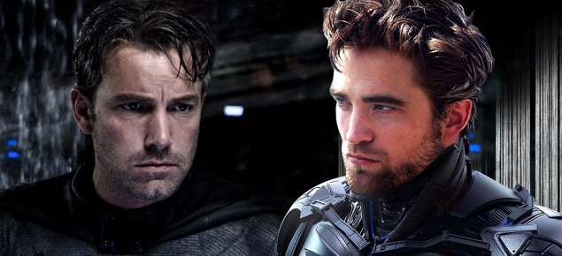 The Batman, Ben Affleck sobre Robert Pattinson: ''Estoy feliz por él, es un gran actor''