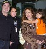 El dolor de la familia Travolta.
