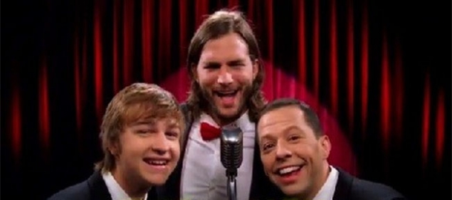 �Two and a Half Men� llegar� a su d�cima temporada