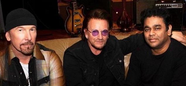 U2 anunció a través de las redes sociales el nuevo sencillo ''Ahisma''