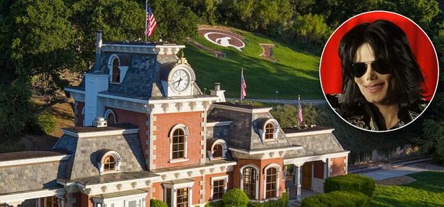 Un multimillonario compra el rancho de Michael Jackson, ''Neverland'', por $ 22 millones