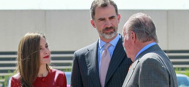 Un nuevo escándalo para la corona Española