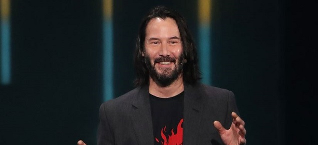 Una petición para elegir a Keanu Reeves Persona del Año (y nuevo Wolverine)