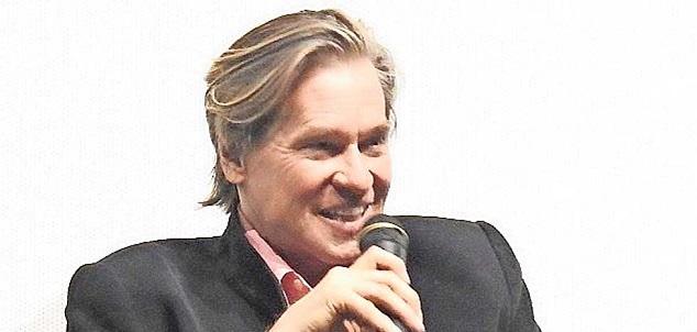 Val Kilmer desmiente a Michael Douglas