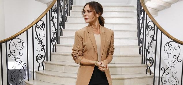 Victoria Beckham celebra 10 años en el mundo de la moda