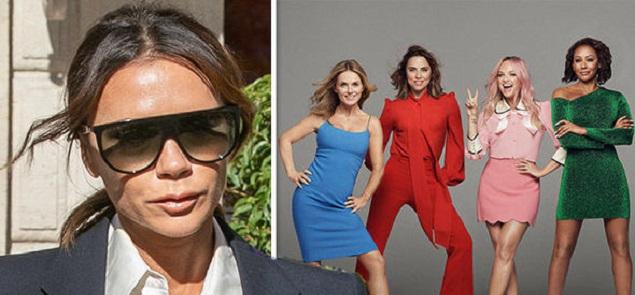 Victoria Beckham y un emotivo mensaje a las Spice Girls