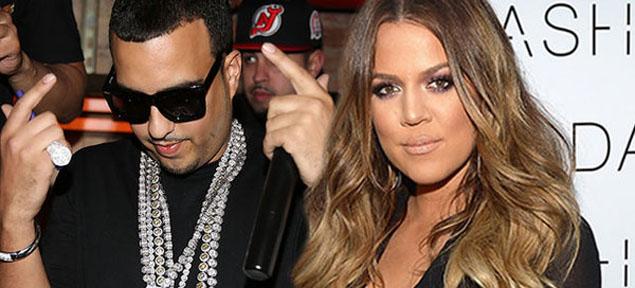 Volvieron Khloé Kardashian y French Montana