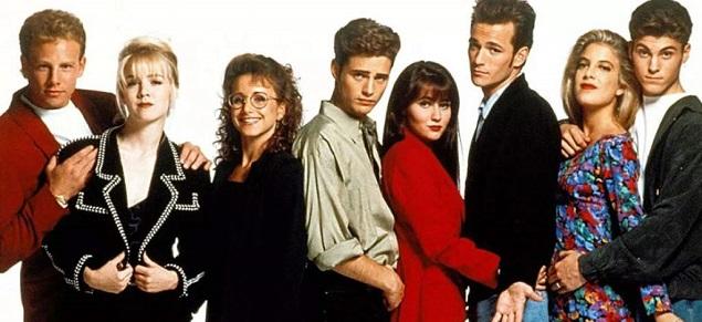 ¿Vuelve Beverly Hills 90210?
