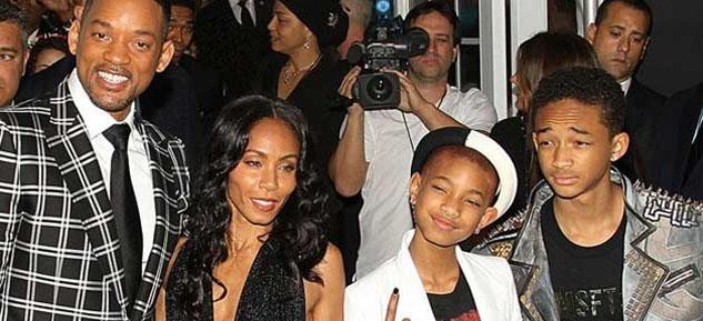 Will Smith no quiere que sus hijos se junten con las Jenner
