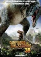Caminando entre dinosaurios: La Película 3D