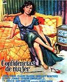 Confidencias de mujer