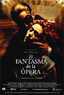 El fantasma de la opera, de Andrew Lloyd Webber