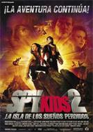 Spy kids 2: La isla de los sueños