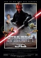 Star Wars: Episodio I - La amenaza fantasma 3D