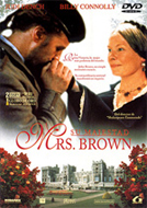 Su majestad, Mrs. Brown
