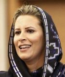 Aisha el Gaddafi