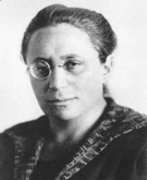 Emmy Noether