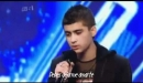 Audición de Zayn Malik en The X Factor (Traducida)