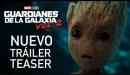Guardianes de la Galaxia Vol. 2 de Marvel   Tráiler  oficial en español