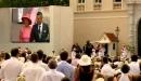 La multitud se emocionó con la boda real en Mónaco