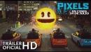 Pixels - Tráiler Oficial HD en español